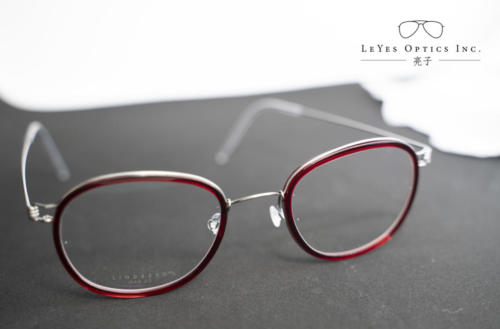 LINDBERG AIR TITANIUM RIM (RED ROUND)